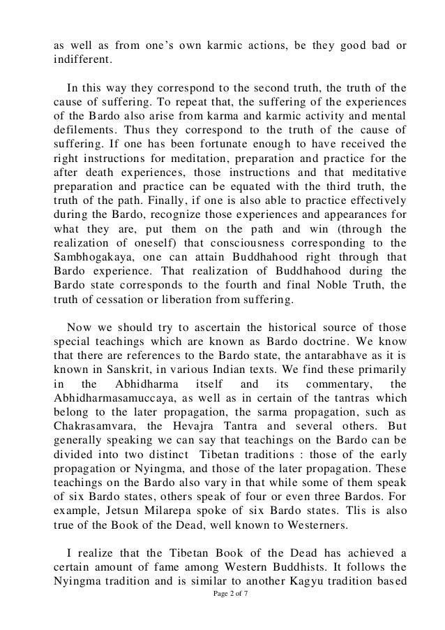 Bardo teaching-dezhung rinpoche Slide 3