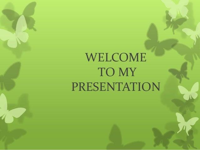 Presentation on MY School