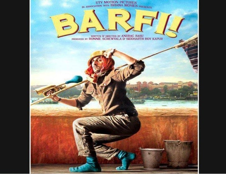 BARFI!LESSONS FOR LIFE :)