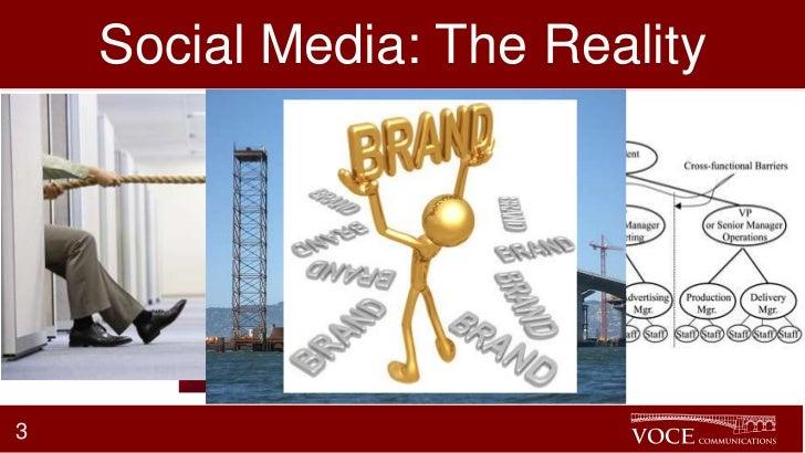Social Media: The Reality3