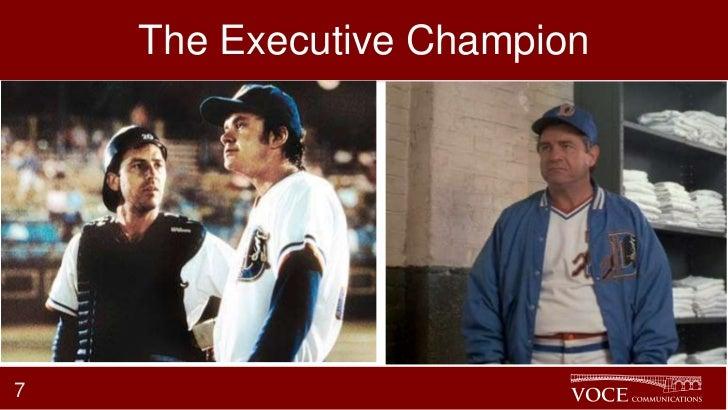 The Executive Champion7
