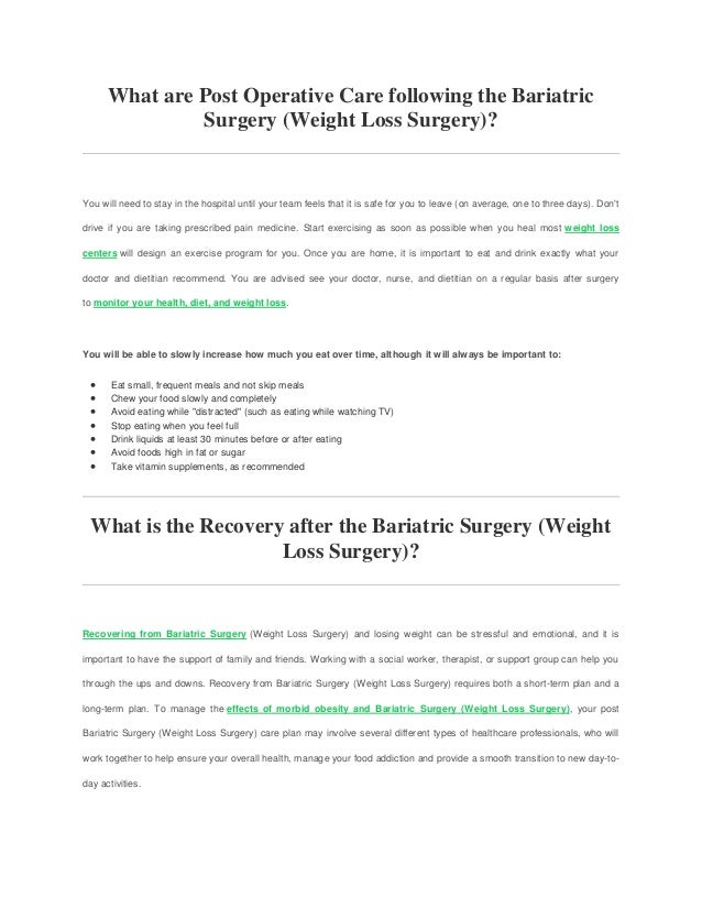 Best Hospitals For Bariatric Surgery In India