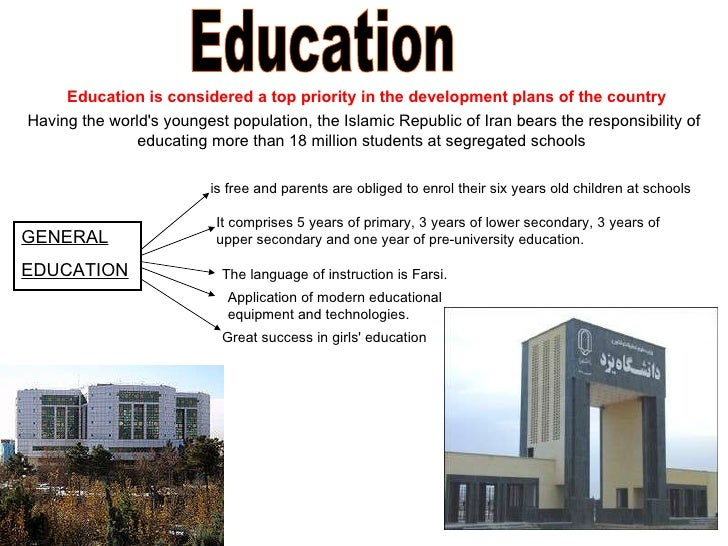 Secondary Education colleges and what they are known for