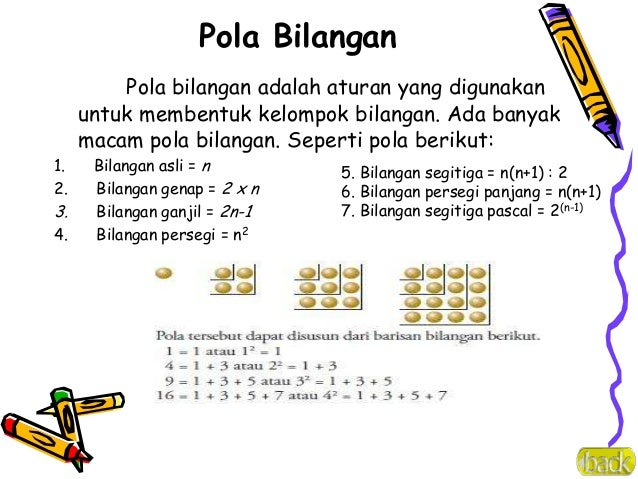 Barisan & deret persamaan kuadrat (kelompok 14) Slide 3
