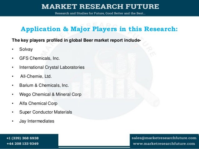 Global Barium Fluoride Market Research Report - Forecast to 2022