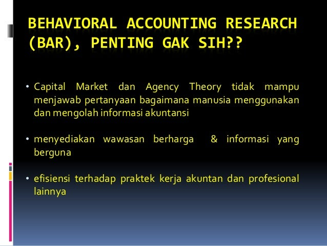 the two approaches of accounting research A scientific approach accounting theory development can be  the two main classical methods  - belkaoui, ahmed behavioral accounting: the research and.