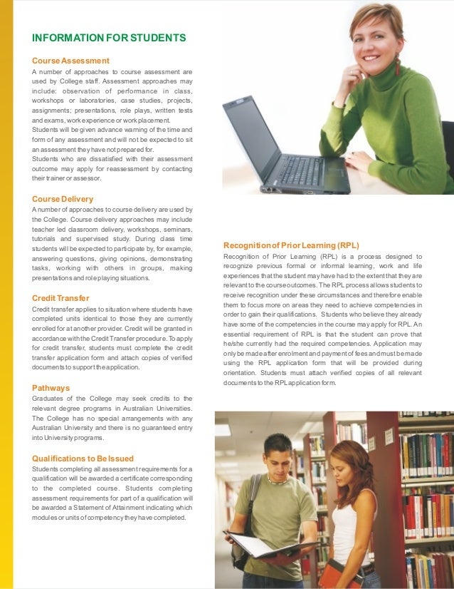 Barkly International College Brochure