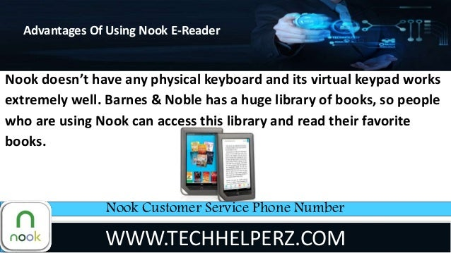 Barnes and noble nook color tech support - Advantages Of Using Nook e…