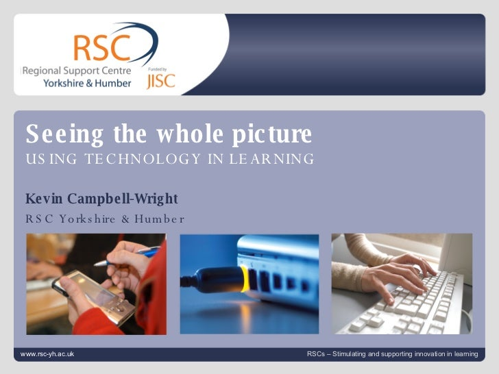 Click to edit Master title style Click to edit Master subtitle style   |  slide  Kevin Campbell-Wright RSC Yorkshire & Hum...