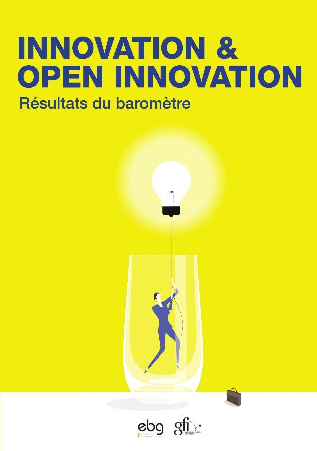 BAROMÈTRE INNOVATION & OPEN INNOVATION 2016