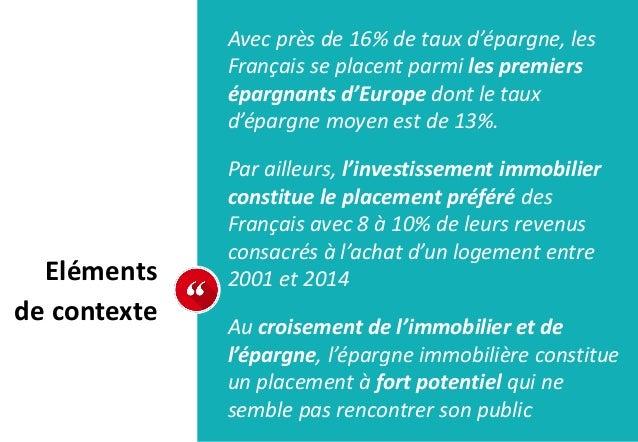 Avec près de 16% de taux d'épargne, les Français se placent parmi les premiers épargnants d'Europe dont le taux d'épargne ...