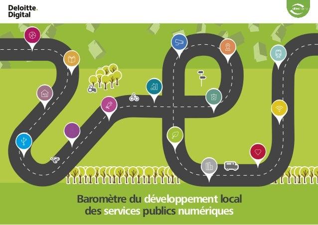 Baromtre Du Dveloppement Local Des Services Publics Numriques