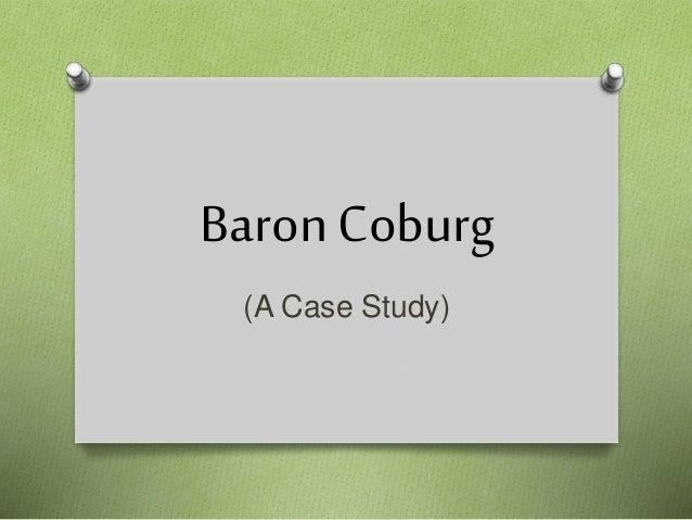 Baron coburg case