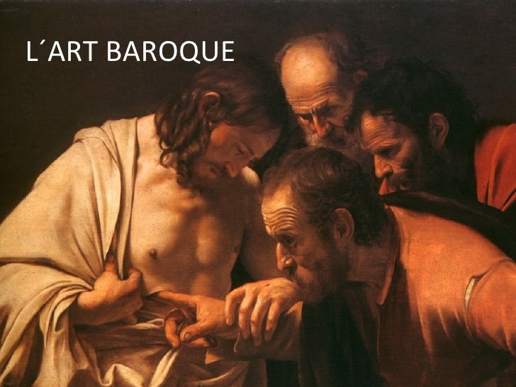 L´ART BAROQUE