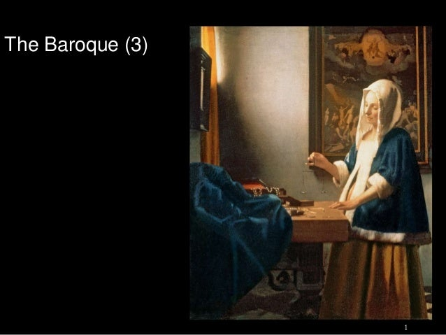 The Baroque (3) 1