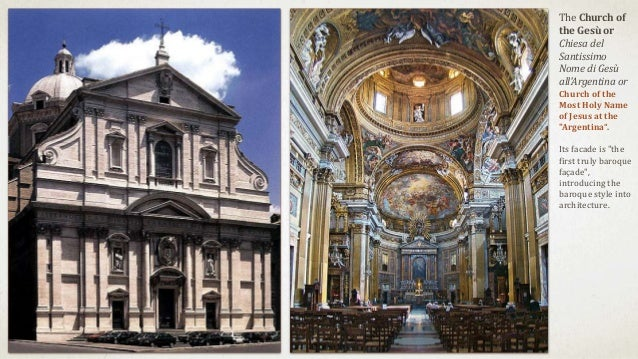 Introduction to baroque and rococo architecture for Baroque rococo architecture