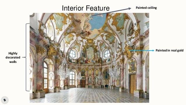 Baroque and rococo architecture for Architecture rococo