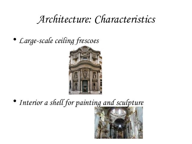 Baroque architecture for French baroque characteristics