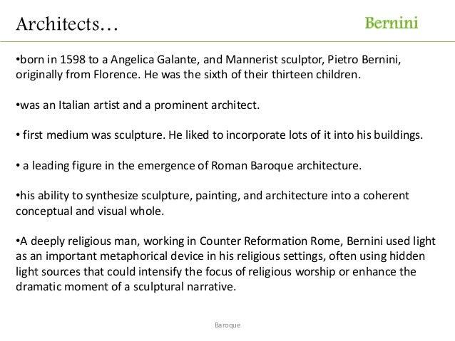 Baroque for Characteristics of baroque period