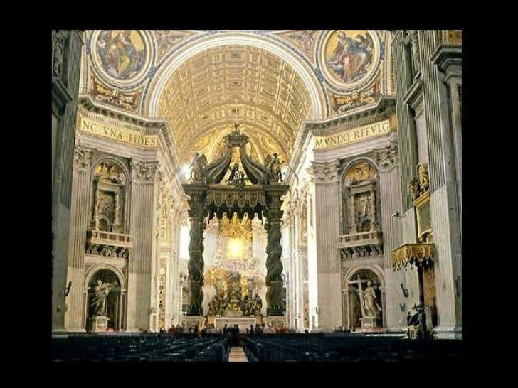 Baroque italy and spain for Baroque italien