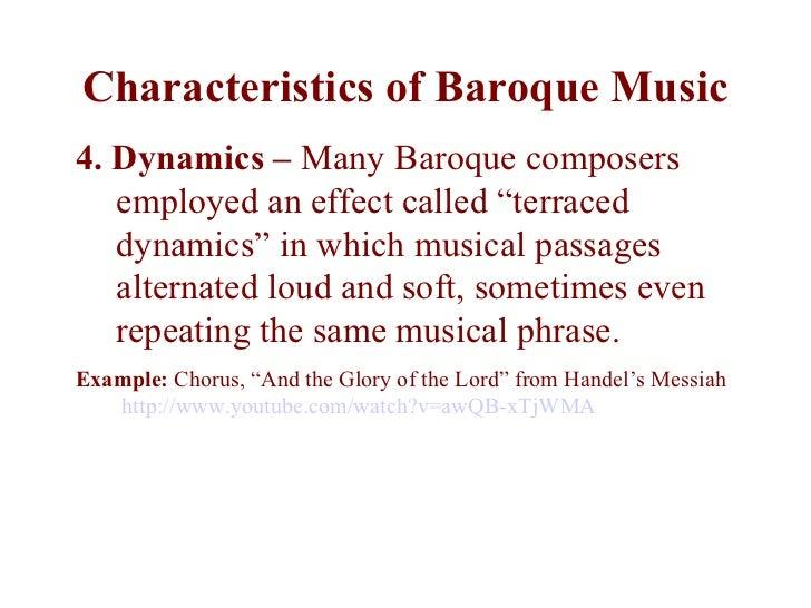The baroque period for Baroque architecture characteristics list