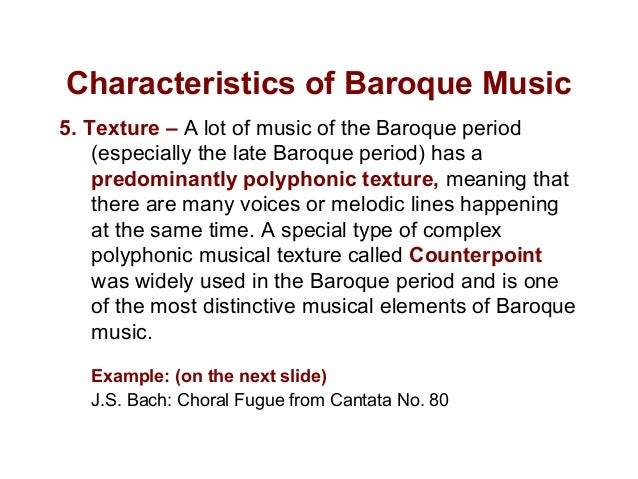 Baroque vs. Classical Music Essay