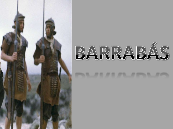 BARRABÁS<br />
