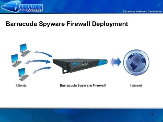 Barracuda Company And Product Presentation