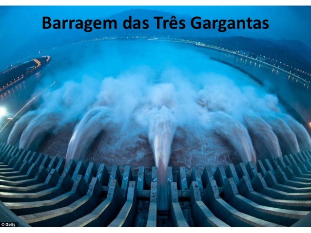 Barragem das Três Gargantas