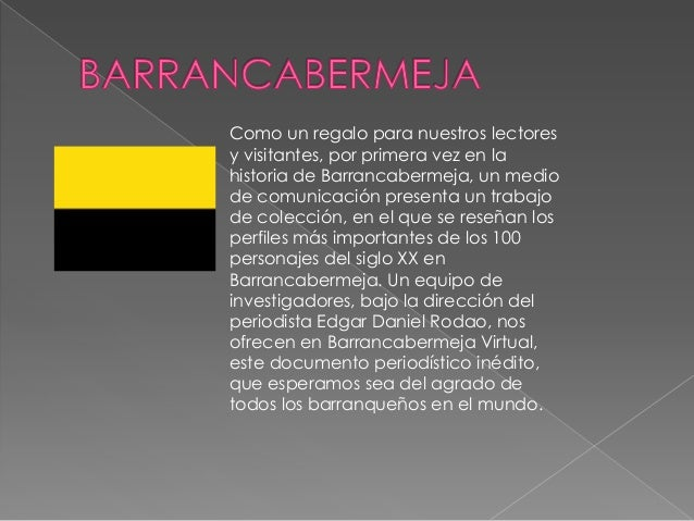 Barrancabermeja Slide 3