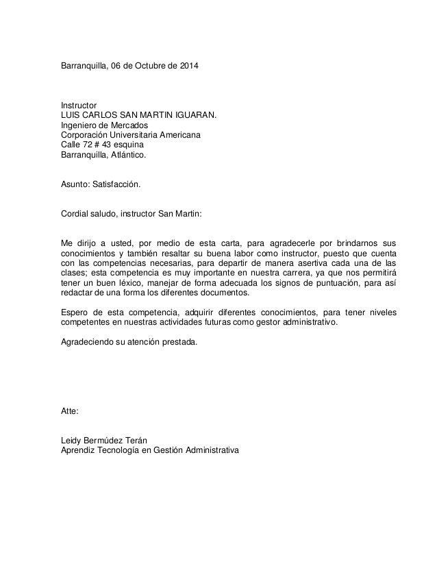 Barranquilla, 06 de Octubre de 2014  Instructor  LUIS CARLOS SAN MARTIN IGUARAN.  Ingeniero de Mercados  Corporación Unive...