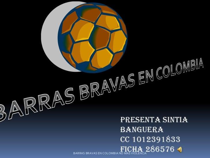 PRESENTA SINTIA                          BANGUERA                          CC 1012391833                          FICHA 28...
