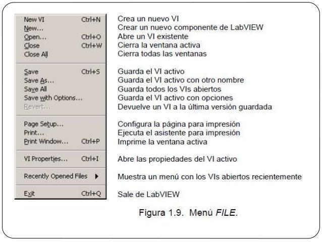 Barras de herramientas en labview Slide 3