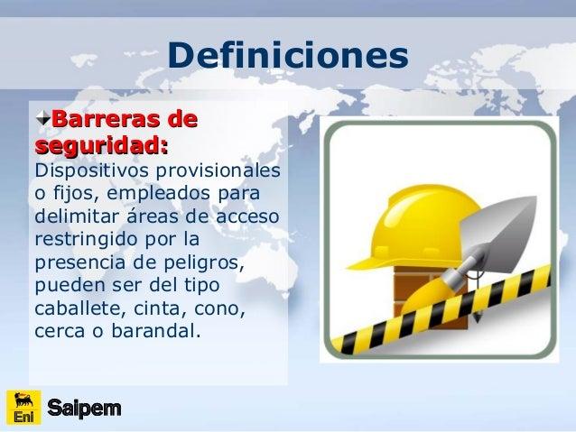 Barreras de seguridad - Barrera de seguridad ...