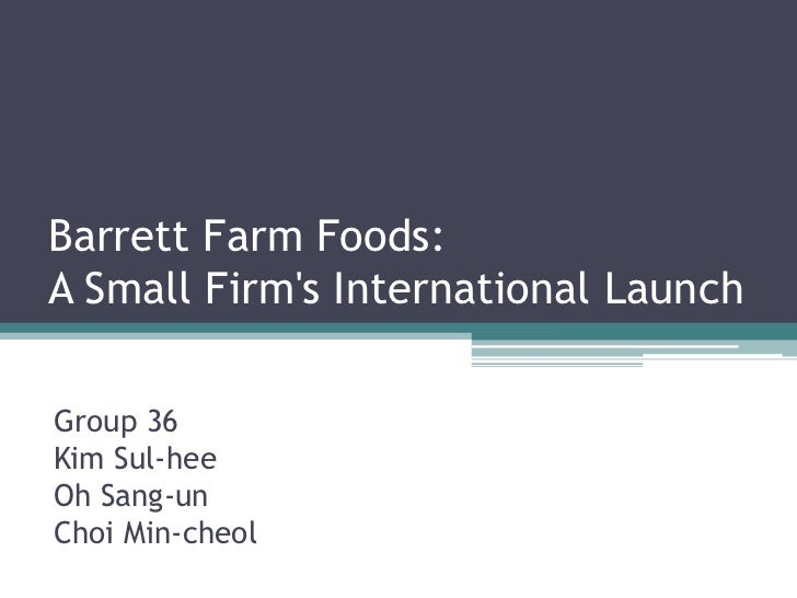 foreign market entry modes pdf