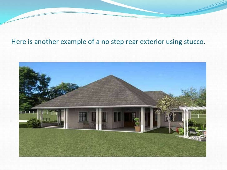 Barrier free home design for Barrier free homes