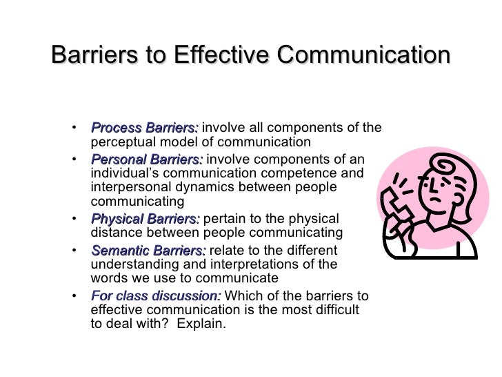 four significant interpersonal barriers to communication Barriers to communication what is noise intrapersonal –interpersonal - organizational  important thing is that what is sent up.