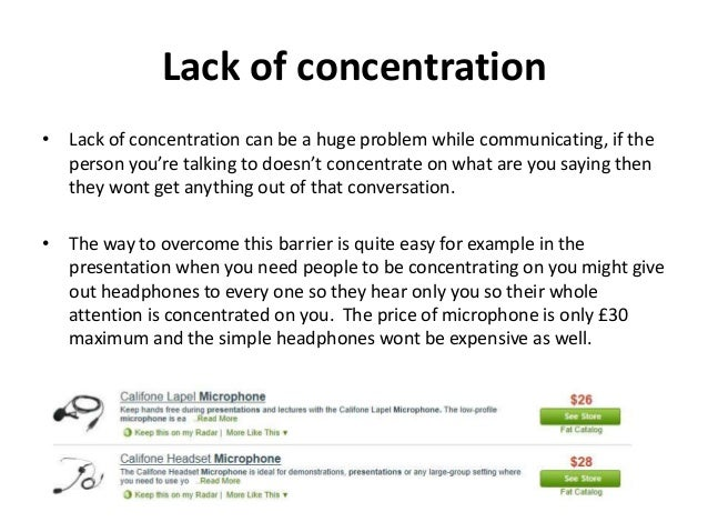 barriers to concentration The oecd competition committee debated barriers to entry in october   barriers play an indirect role in determining market concentration,.
