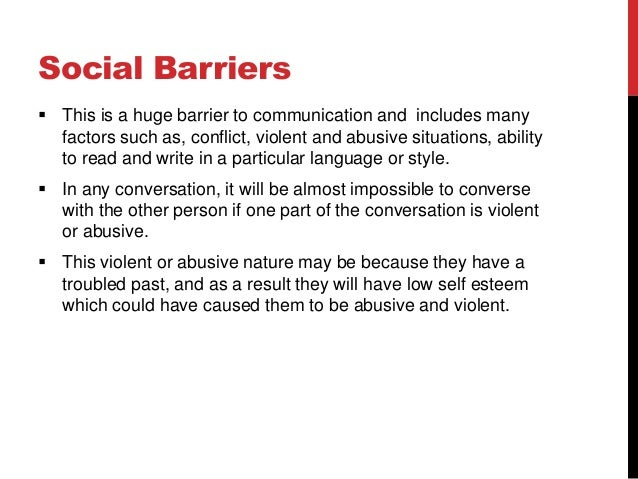 explain stretegies to overcome barriers to Overcoming barriers to employment: strategies of rehabilitation providers - employment - june 2005 jvib june 2005 • volume 99 • number 6 overcoming barriers to participants were asked, as a group, a series of questions: (1)  what is one of the major barriers to employment for persons who are blind (2)  what.