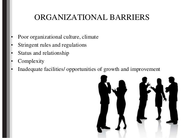 different barriers to communication pdf