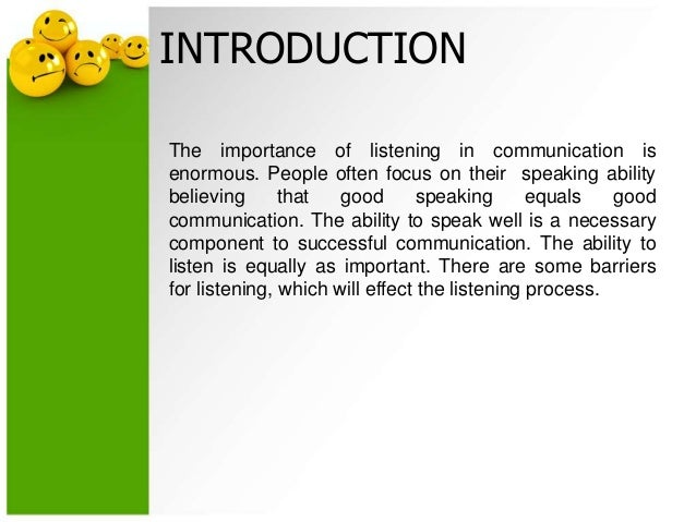 Mention common barriers to listening and explain how good listeners overcome such barriers.?