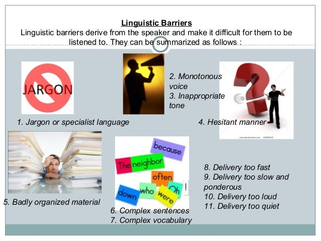 barriers to effective listening Top 3 barriers to effective listening the top 3 barriers to effective listening are distractions, misinterpretations and attachment to personal beliefs and values these.
