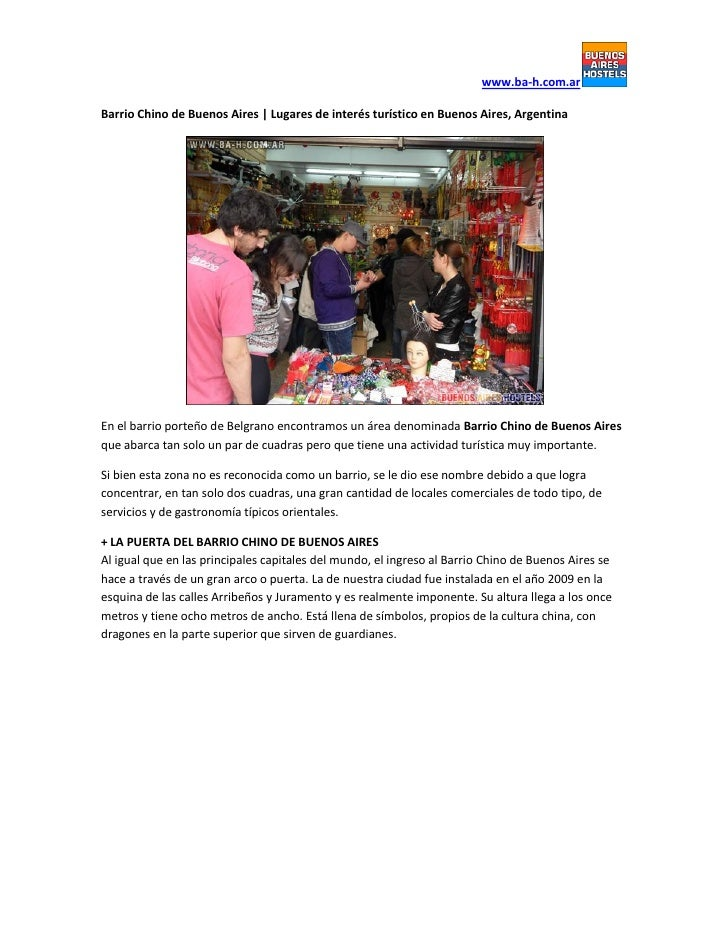 www.ba-h.com.arBarrio Chino de Buenos Aires | Lugares de interés turístico en Buenos Aires, ArgentinaEn el barrio porteño ...