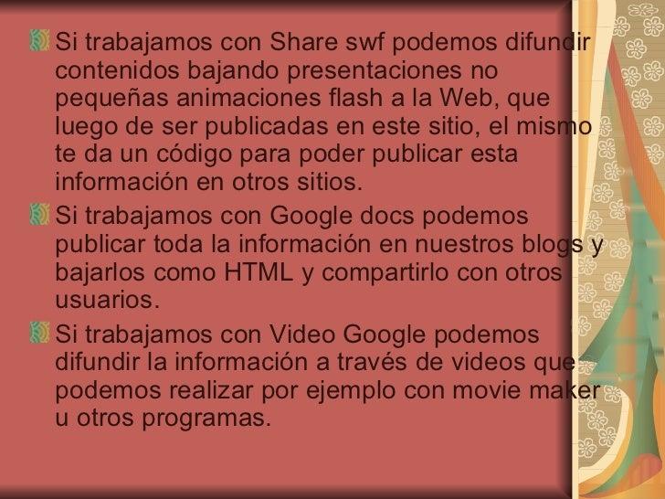FORMAS DE DIFUNDIR LA INFORMACION Slide 3