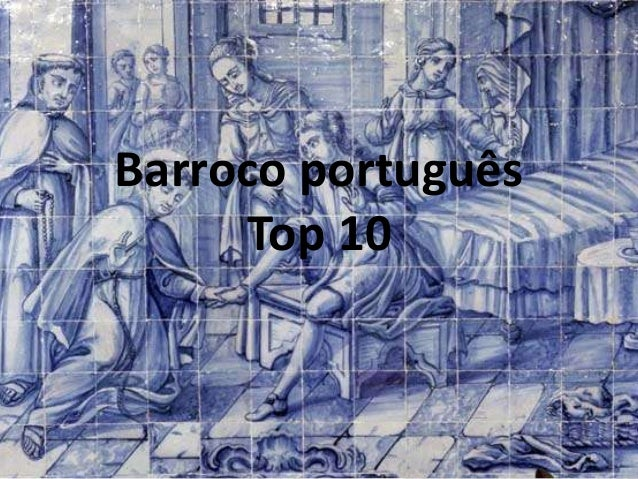 Barroco português Top 10