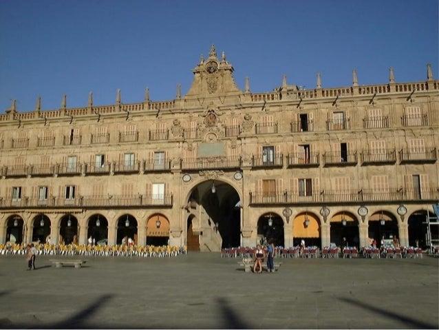 Detalles de la fachada del Obradoiro TERCERA ETAPA (resto del s. XVIII): continuidad y cambio. El Rococó - El Barroco en E...