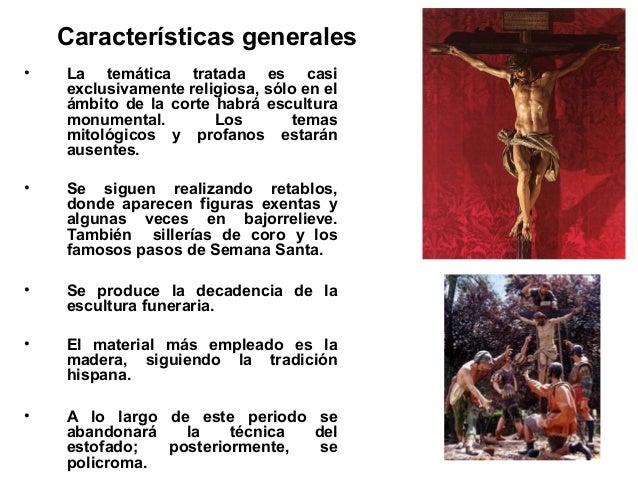 Inmaculada de la iglesia del Carmen de Valladolid (1632) Fernández crea un tipo de Inmaculada de cuerpo cilíndrico, manos ...