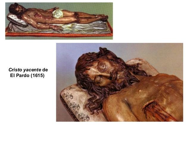 Juan Martínez Montañés, El Nazareno El Jesús de la Pasión de la iglesia del Divino Salvador (Sevilla, 1619) es su único pa...