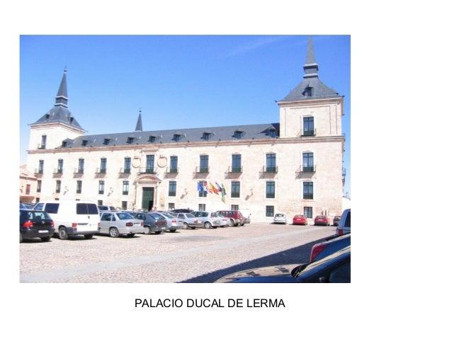 PALACIO DUCAL DE LERMA