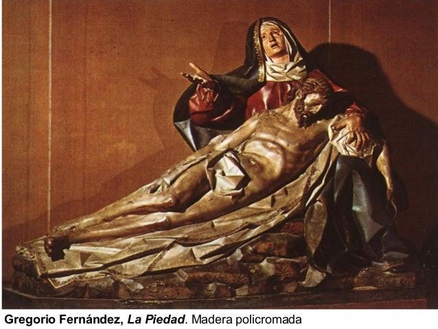 La escuela granadina: ALONSO CANO (1601-1667) Virgen de la Oliva (c.1630) En su lenguaje se dan dos componentes decisivos:...